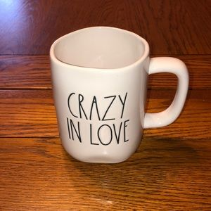 💁‍♀️NEW Rae Dunn Crazy In Love Mug